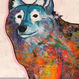 Joe  Triano - Rainbow Warrior - Alfa Wolf