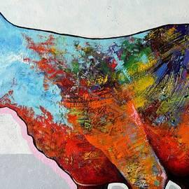 Joe  Triano - Rainbow Warrior - Coyote
