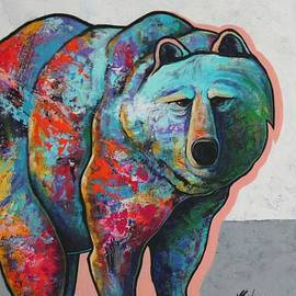 Joe  Triano - Rainbow Warrior - Grizzly Bear