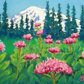Dorothy Jenson - Rainier Garden