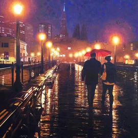 Gina Tecson - Raining Marigold