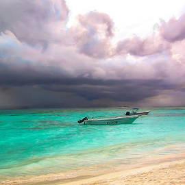 Mary Martin - Rainstorm on Saona Island