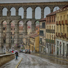 Joan Carroll - Rainy Afternoon in Segovia