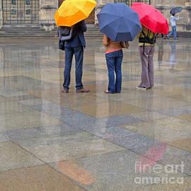 Ann Horn - Rainy Day Tourists