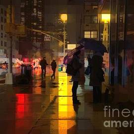 Miriam Danar - Rainy Night New York