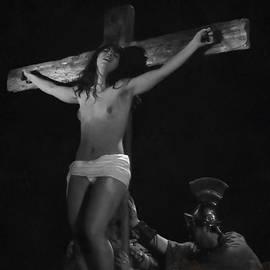 Ramon Martinez - Raising the cross