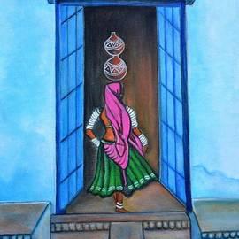 Manjiri Kanvinde - Rajasthani Beauty-Amrita