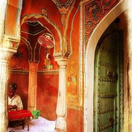 Sue Jacobi - Rajasthani Jewelry India Jaipur