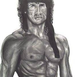 Mike Grubb - Rambo III