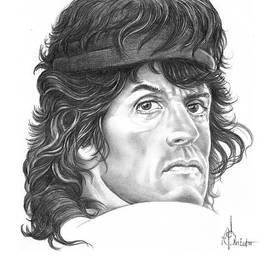 Murphy Elliott - Rambo-Sylvester-Stallone