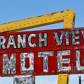 Ashley Mann - Ranch View Motel