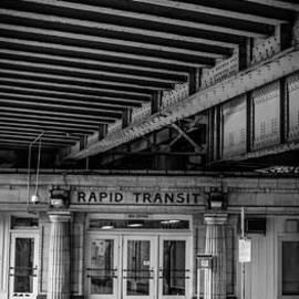 Mike Burgquist - Rapid Transit
