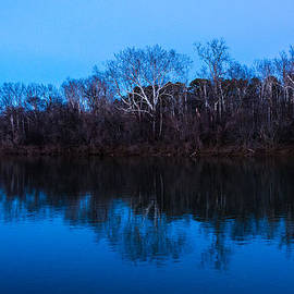 Kathy Liebrum Bailey - Rappahannock River Reflection