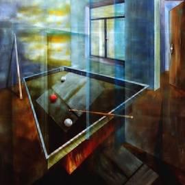 Gertrude Scheffler - Raumirritation 28