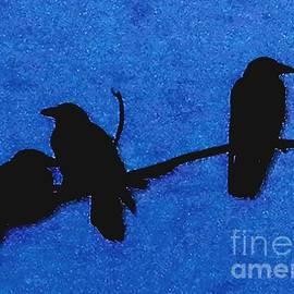 Faith Riverstone Designs - Raven Blues