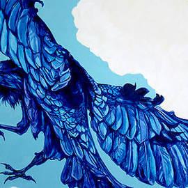 Derrick Higgins - Raven Cloud Dancer