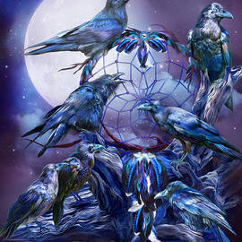 Carol Cavalaris - Raven Dreams