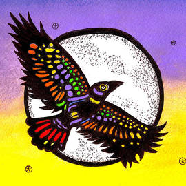 Judy Moon - Raven Moon