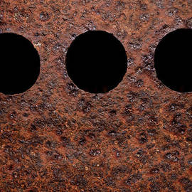 Tom Druin - Raw Steel...oxidation