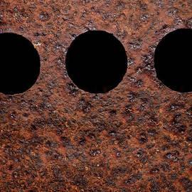 Tom Druin - Raw Steel...oxidation