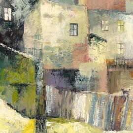 Milena Gawlik - Rear of Tenement Houses