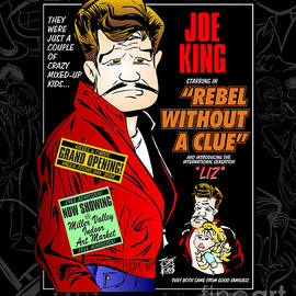 Joe King - Rebel Without A Clue