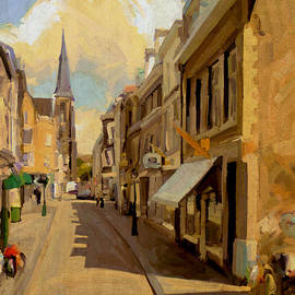 Nop Briex - Rechtstraat in Maastricht
