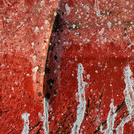 Tom Druin - Red Abstraction 1