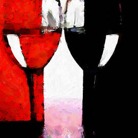 Vincent DiNovici - Red and Black TNM