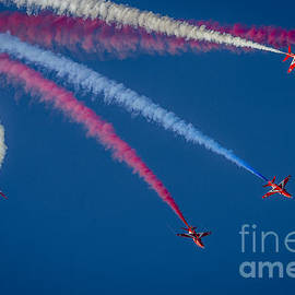 Darren Wilkes - Red Arrows 1234