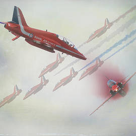 Roy  McPeak - Red Arrows