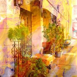 Rick Todaro - Red Bank Street Scene