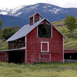 Athena Mckinzie - Old Red Barn