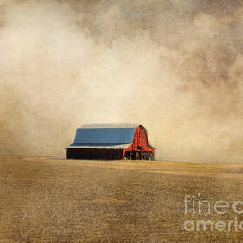 Jai Johnson - Red Barn in Missouri