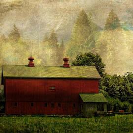 Pamela Phelps - Red Barn Obscura