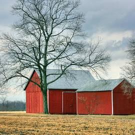 Marcel  J Goetz  Sr - Red Barns