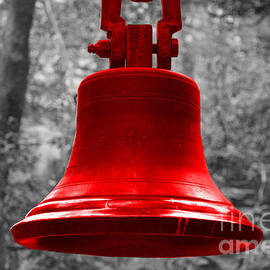 Four Hands Art - RED Bell