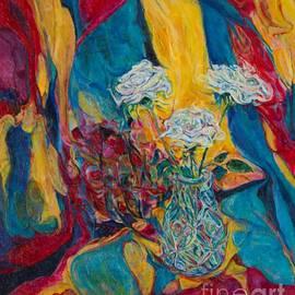Anna Yurasovsky - Red Blue Yellow