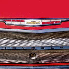 Melinda Ledsome - Red Chevy Grill