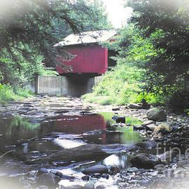 Jan Tyler - Red Covered Bridge