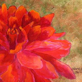 Nancy Jolley - Red Dahlia