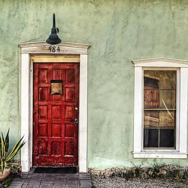 Ken Smith - Red Door and Window