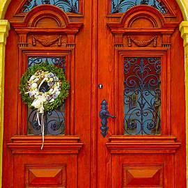 Ann Johndro-Collins - Red Door