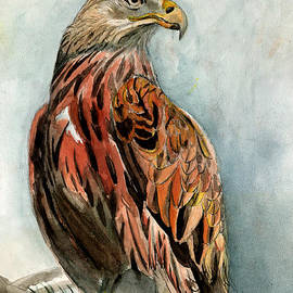 Genevieve Esson - Red Eagle