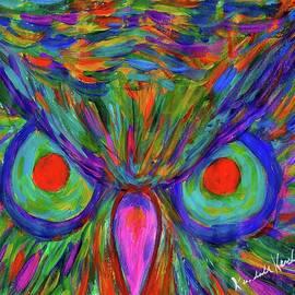 Kendall Kessler - Red Eyed Hoot