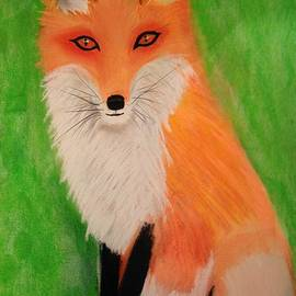 Renee Michelle Wenker - Red Fox