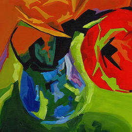 Tanya Filichkin - Red Green and Blue