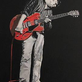 Patricio Lazen - Red Guitar