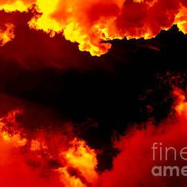 Kerstin Ivarsson - Red Heart in Heaven