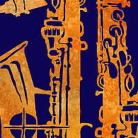 Jenny Armitage - Red Hot Sax Keys
